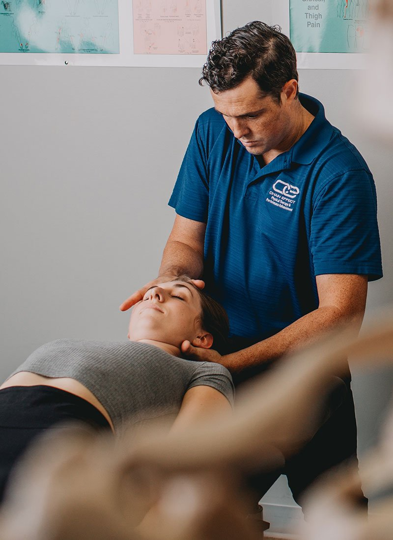 Premium one on one assessment and treatment from a licensed Doctor of Physical Therapy