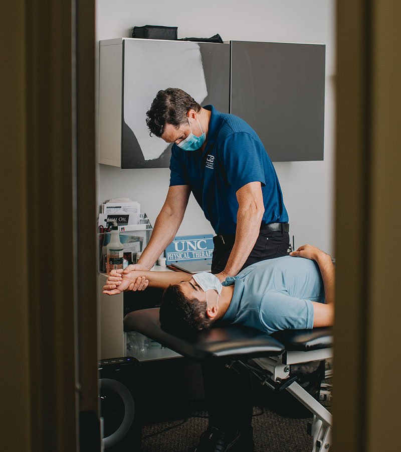We seek to optimize your kinetic chain through premium hands on physical therapy and performance enhancement techniques