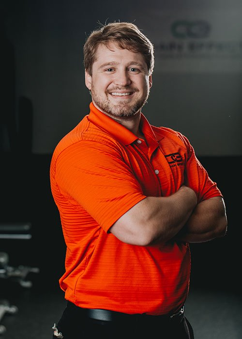 Dr. Matt Hartshorne one of the Doctors of Physical Therapy at Chain Effect